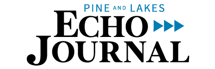 Pine and Lakes Echo Journal Logo