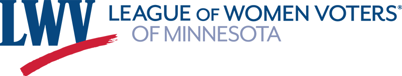 League of Women Voters of Minnesota logo